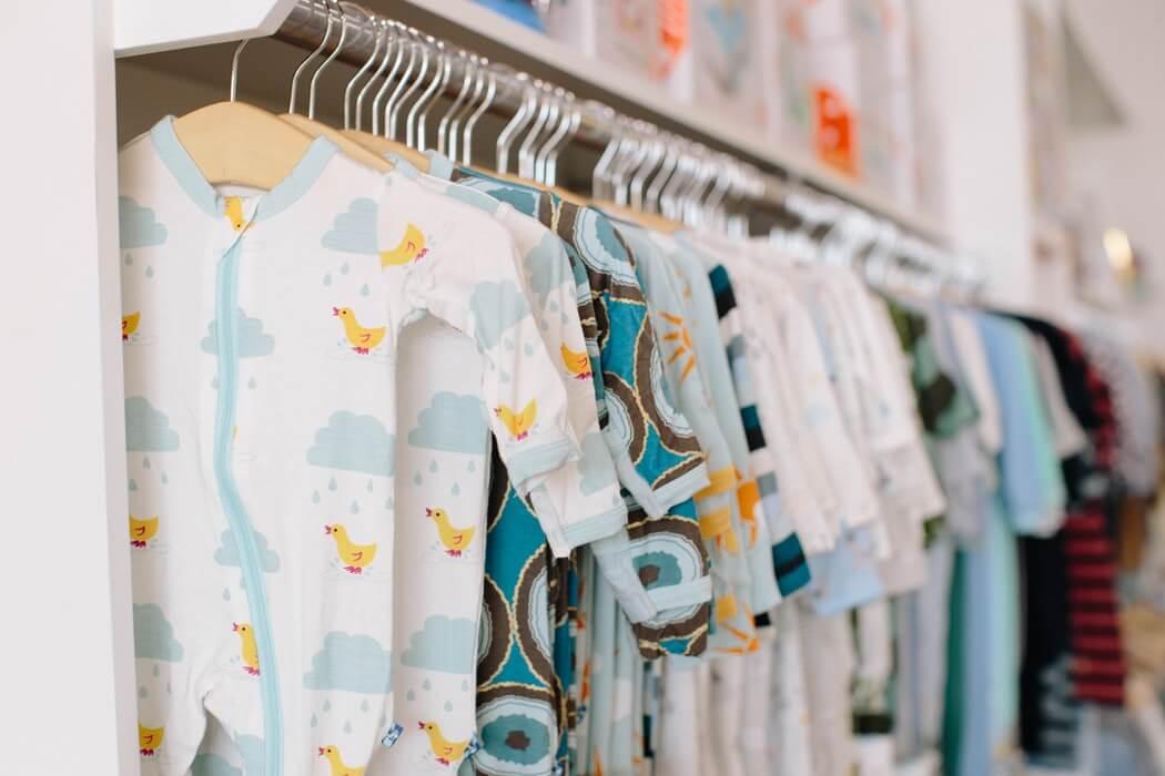 Maattabel babykleding